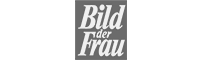 Bild der Frau Logo grau