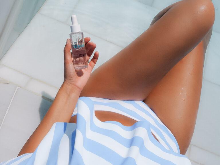 Titelbild Blogpost Hautpflege Sonne