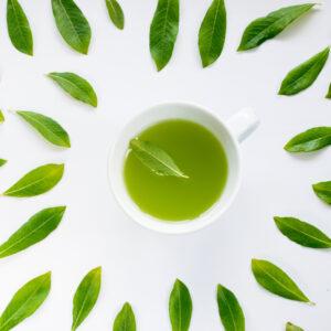 Gruener Tee Kosmetik