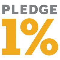 Pledge 1 Percent Logo