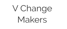 V change makers Logo
