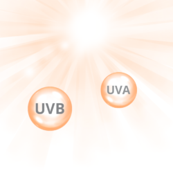 UVA UVB Schutz Dayshade cream